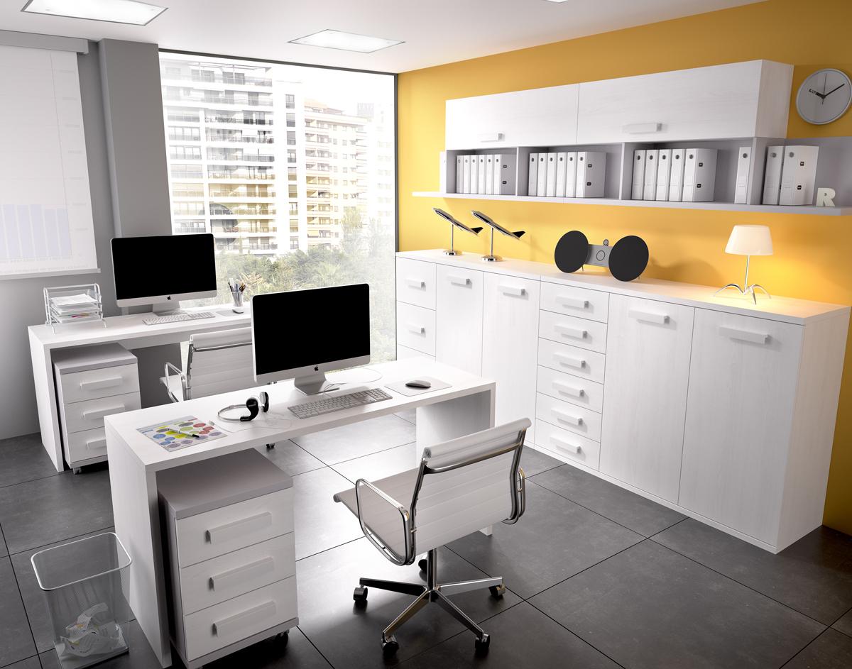 Estudio y despacho mobles izquierdo sabadell for Muebles para despacho